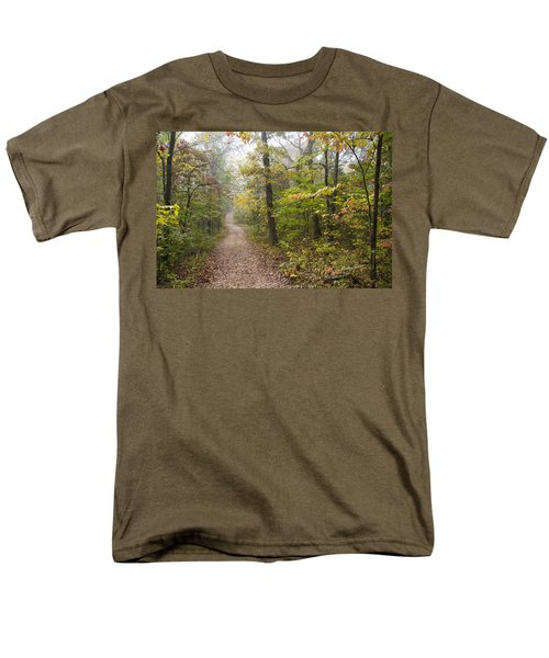 Autumn Afternoon Men's T-Shirt  (Regular Fit) by Ricky Dean