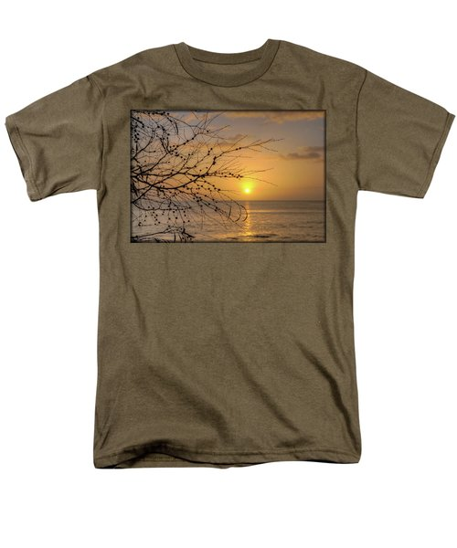 Australian Sunrise Men's T-Shirt  (Regular Fit) by Geraldine Alexander