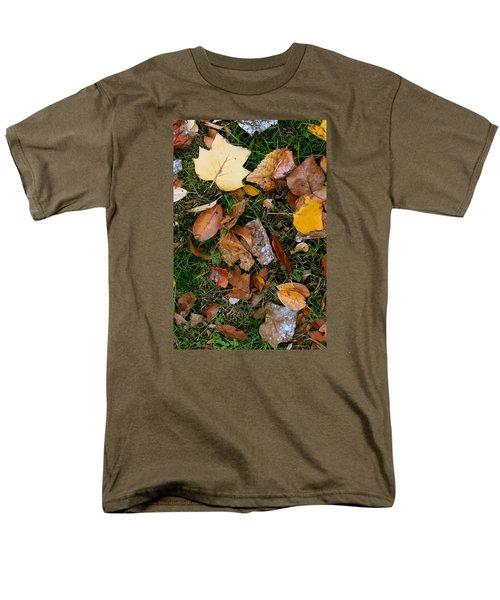 Autumn Carpet 001 Men's T-Shirt  (Regular Fit)