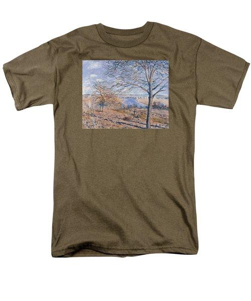 Autumn Effect Men's T-Shirt  (Regular Fit) by Alferd Sisley