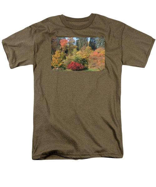 Autumn In Baden Baden Men's T-Shirt  (Regular Fit)