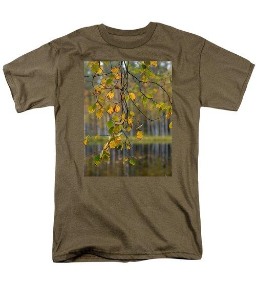 Autumn  Men's T-Shirt  (Regular Fit) by Jouko Lehto
