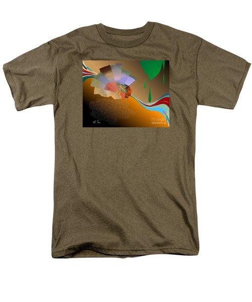 Men's T-Shirt  (Regular Fit) featuring the digital art Autumn by Leo Symon