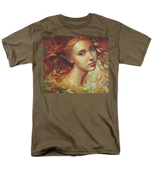 Autumn Wind Men's T-Shirt  (Regular Fit)