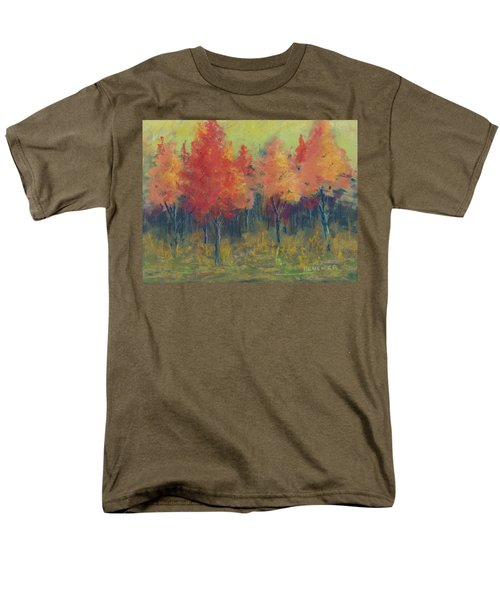 Autumn's Glow Men's T-Shirt  (Regular Fit) by Lee Beuther