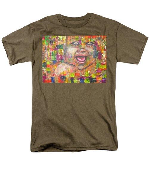Baby - 1 Men's T-Shirt  (Regular Fit) by Jacqueline Athmann