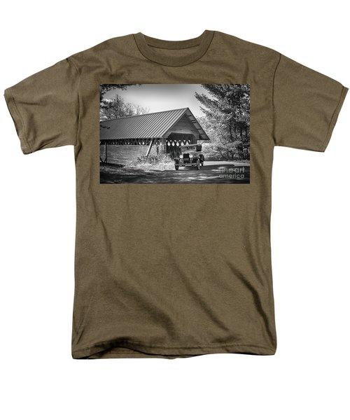 Back In The Day Men's T-Shirt  (Regular Fit) by Nicki McManus