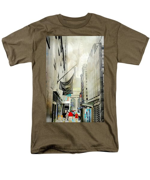 Men's T-Shirt  (Regular Fit) featuring the photograph Back To You by Diana Angstadt