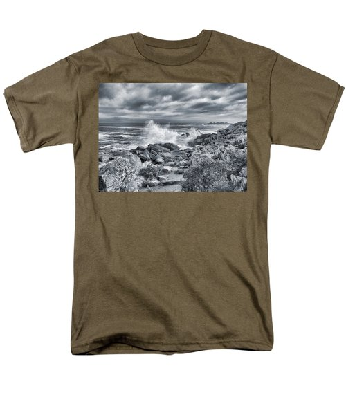 Bailey Island, Maine No. 1-1 Men's T-Shirt  (Regular Fit) by Sandy Taylor