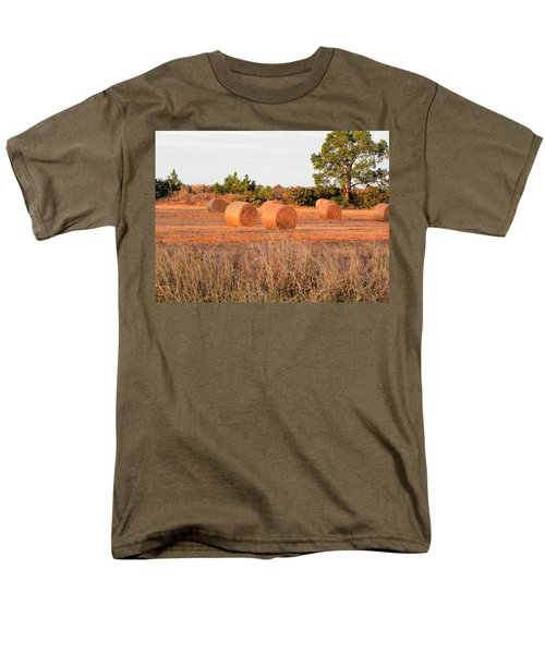 Bales Men's T-Shirt  (Regular Fit) by Rosalie Scanlon