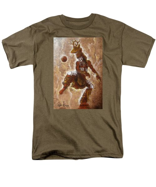 Ball Game Men's T-Shirt  (Regular Fit) by J- J- Espinoza