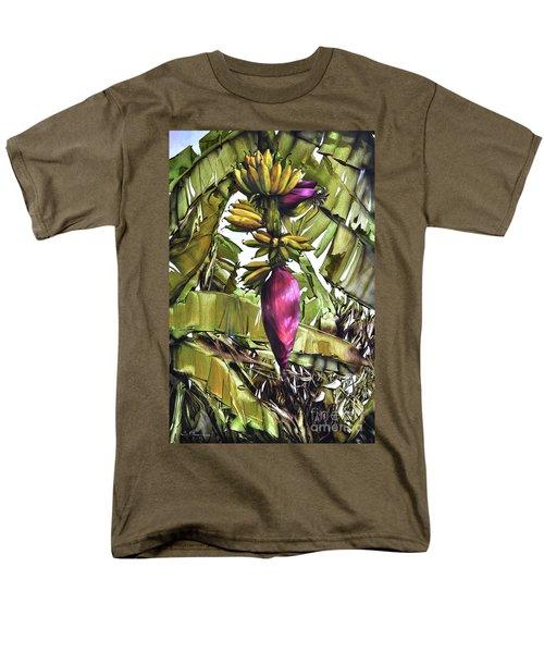 Banana Tree No.2 Men's T-Shirt  (Regular Fit) by Chonkhet Phanwichien