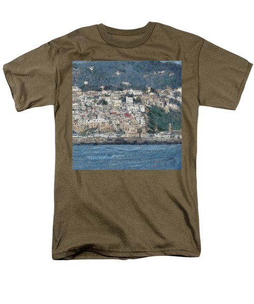 Bay Of Tangier Men's T-Shirt  (Regular Fit)
