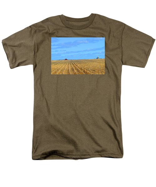 Be Still And ... Men's T-Shirt  (Regular Fit) by Tina M Wenger