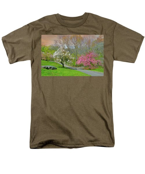 Men's T-Shirt  (Regular Fit) featuring the photograph Be True To Yourself by Diana Angstadt