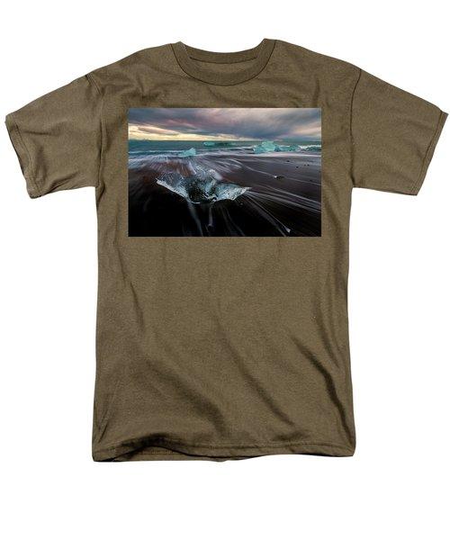 Beach Stranded Men's T-Shirt  (Regular Fit) by Allen Biedrzycki