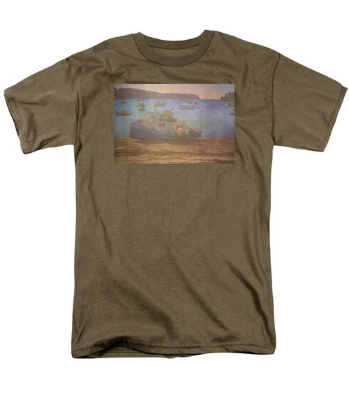Beached For Cleaning Men's T-Shirt  (Regular Fit) by Tom Singleton