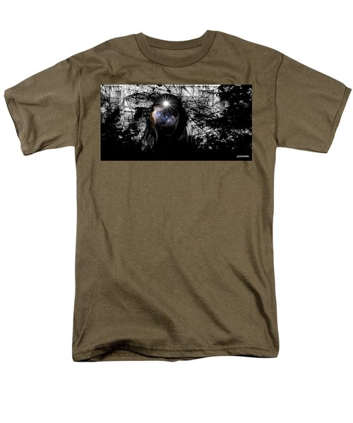 Beauties Are Things That Are Lit Inside Us Men's T-Shirt  (Regular Fit) by Paulo Zerbato