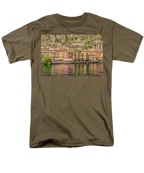 Men's T-Shirt  (Regular Fit) featuring the photograph Beautiful Italy by Roy McPeak