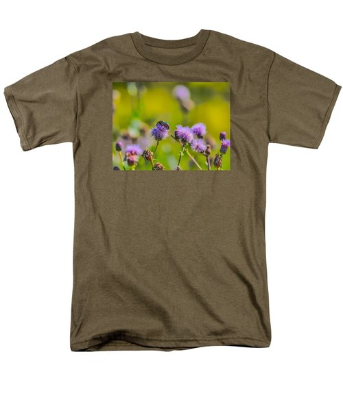 Men's T-Shirt  (Regular Fit) featuring the photograph Beetle by Leif Sohlman