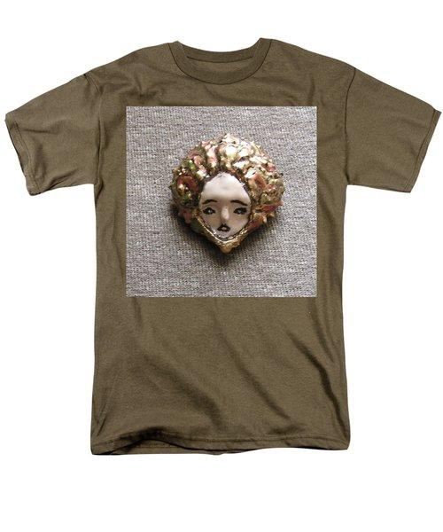 Men's T-Shirt  (Regular Fit) featuring the photograph Before Pixel Pointillism by R  Allen Swezey