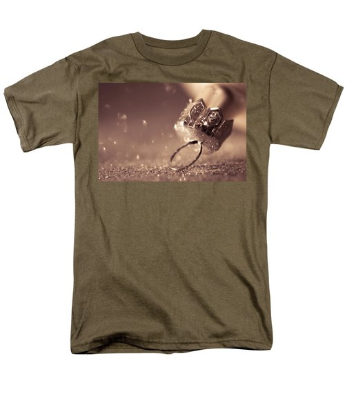 Believe In The Magic Men's T-Shirt  (Regular Fit) by Yvette Van Teeffelen