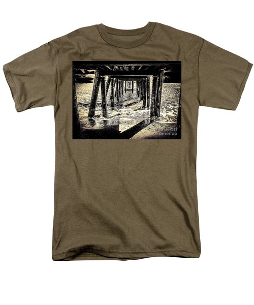 Men's T-Shirt  (Regular Fit) featuring the photograph Beneath by William Wyckoff