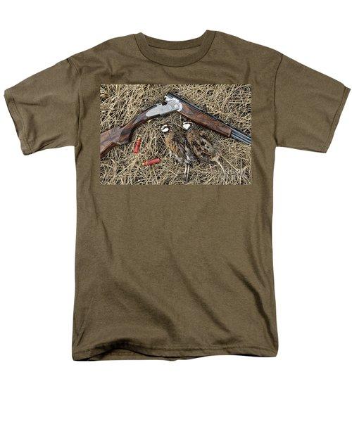 Beretta 28 Gauge - D005559 Men's T-Shirt  (Regular Fit) by Daniel Dempster