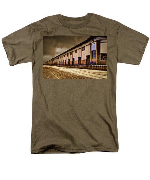 Berth 58 Port Of Los Angeles Men's T-Shirt  (Regular Fit) by Joseph Hollingsworth
