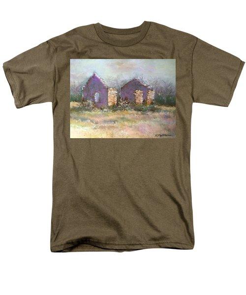 Bethel School At Sunset Men's T-Shirt  (Regular Fit) by Rebecca Matthews