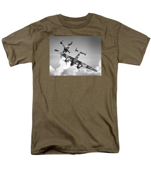 Bf-110c Zerstorer Men's T-Shirt  (Regular Fit) by Douglas Castleman