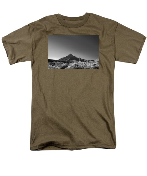 Big Bend Np Image 134 Men's T-Shirt  (Regular Fit) by Kerry Beverly