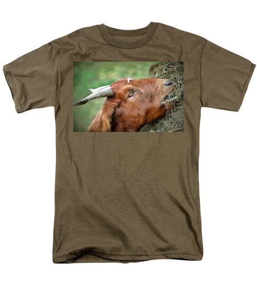 Men's T-Shirt  (Regular Fit) featuring the photograph Billy by Marion Johnson