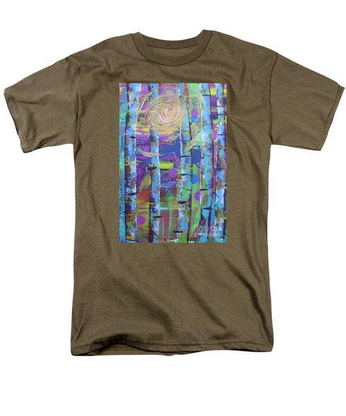 Birch 6 Men's T-Shirt  (Regular Fit) by Jacqueline Athmann