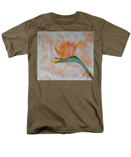Bird Of Paradise Men's T-Shirt  (Regular Fit)