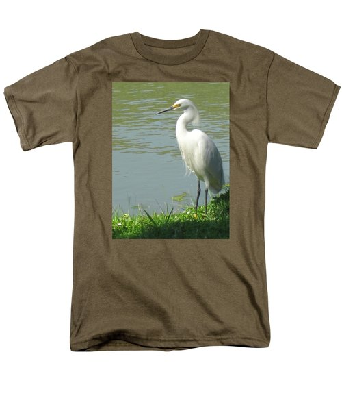 Bird Men's T-Shirt  (Regular Fit) by Sandy Taylor