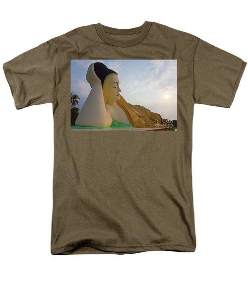 Men's T-Shirt  (Regular Fit) featuring the photograph Biurma_d1836 by Craig Lovell