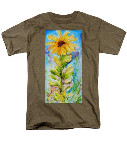 Black Eyed Susan Men's T-Shirt  (Regular Fit)