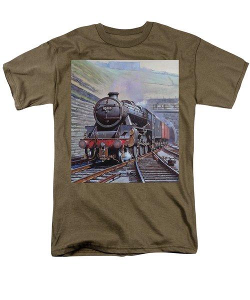 Black Five On Goods. Men's T-Shirt  (Regular Fit) by Mike  Jeffries