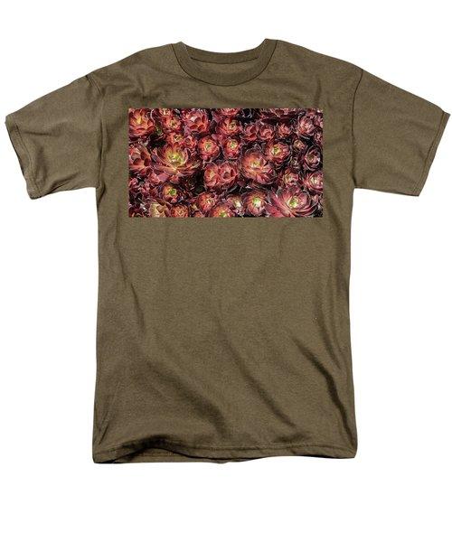 Black Roses Men's T-Shirt  (Regular Fit)