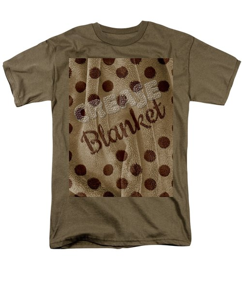 Blanket Men's T-Shirt  (Regular Fit) by La Reve Design