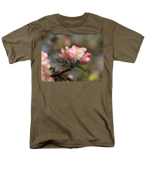 Men's T-Shirt  (Regular Fit) featuring the photograph Blooming by Kimberly Mackowski