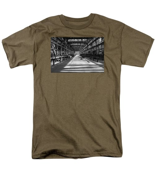 Blue Home Factory Men's T-Shirt  (Regular Fit) by Catherine Lau