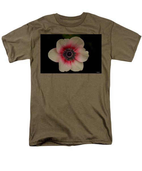 Men's T-Shirt  (Regular Fit) featuring the photograph Blushing  by Uri Baruch