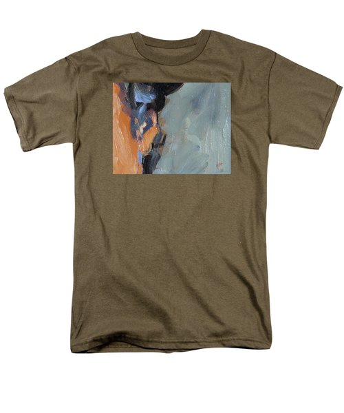 Men's T-Shirt  (Regular Fit) featuring the painting Bob S Ear by Nop Briex