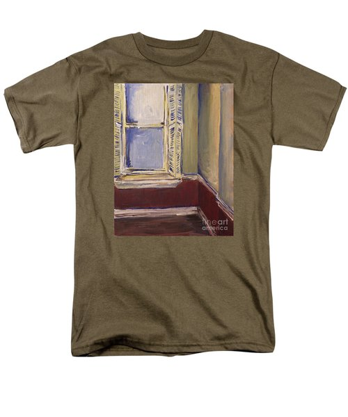 Bohemian Gallery, January 2007 Men's T-Shirt  (Regular Fit) by Joseph A Langley