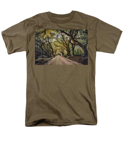 Bombay Road Men's T-Shirt  (Regular Fit) by Ron Richard Baviello