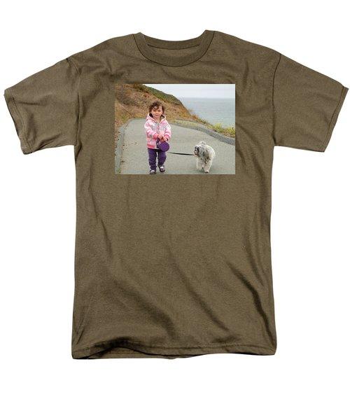 Bond Men's T-Shirt  (Regular Fit) by Nick David