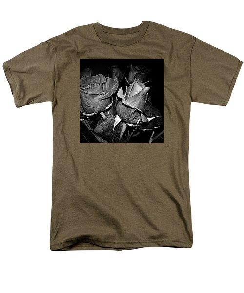Boquet Of Roses Men's T-Shirt  (Regular Fit) by Ester  Rogers