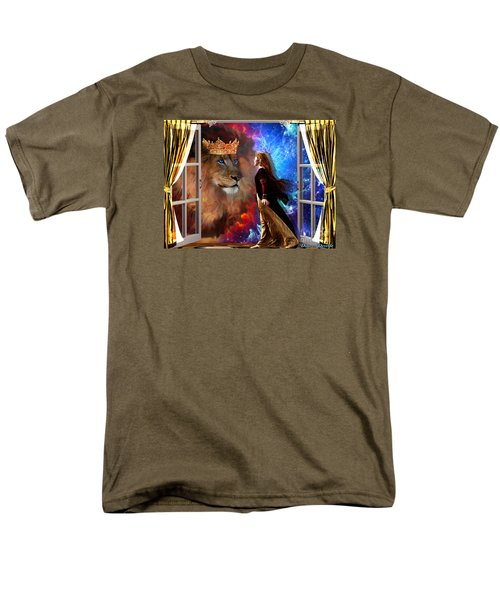 Born For Such A Time Men's T-Shirt  (Regular Fit) by Dolores Develde